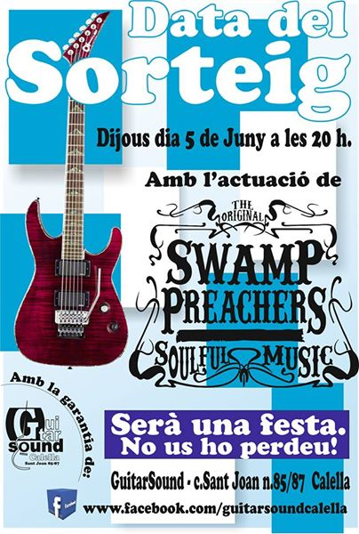 Guitar Sound Calella