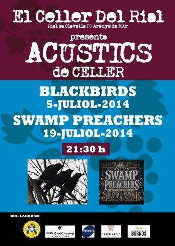 swamp-preachers-arenys-celler-rieral